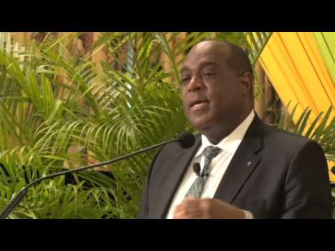 Tobago Economic and Business Outlook Conference 2015- Venture Capital & Tobago's Development