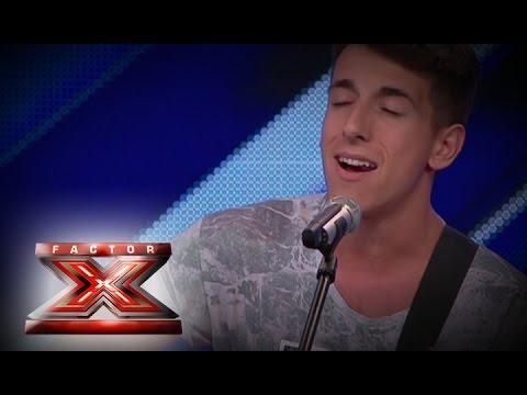FERNANDO DANIEL - FACTOR X - AUDIÇÃO PGM 05 - 2014