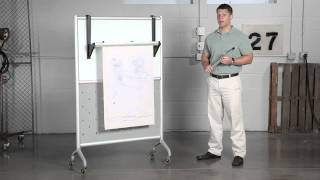 Safco Cubicle Wall Rack
