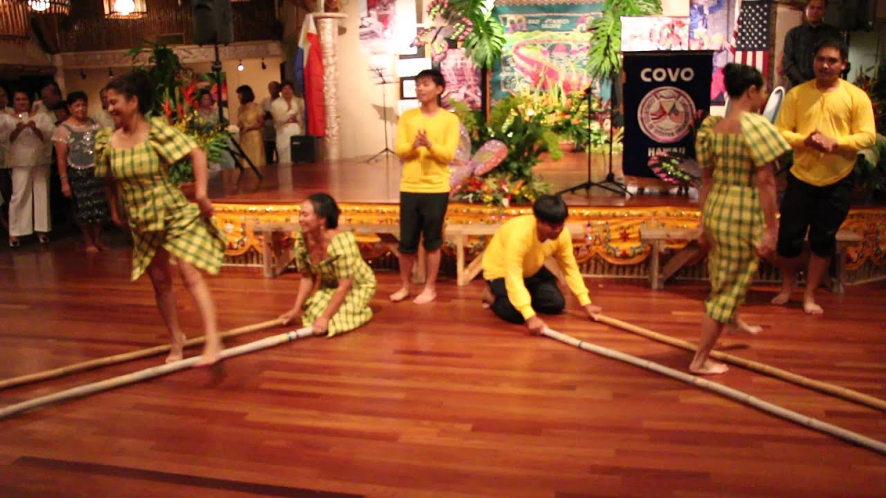 Hilo Visayan Club (tinikling  Fast Version) Youtube