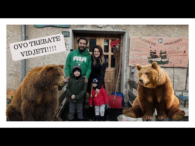 Mi volimo medvjede