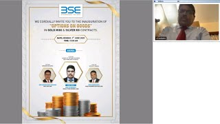 BSE India's First Exchange to launch Options on Goods in Gold Mini and Silver Kg Contracts