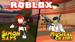 Roblox Jailbreak Live!🔴🍂 |10k Tonight? 🤔|Simon says with Musical chairs!|Come play! 😄💖