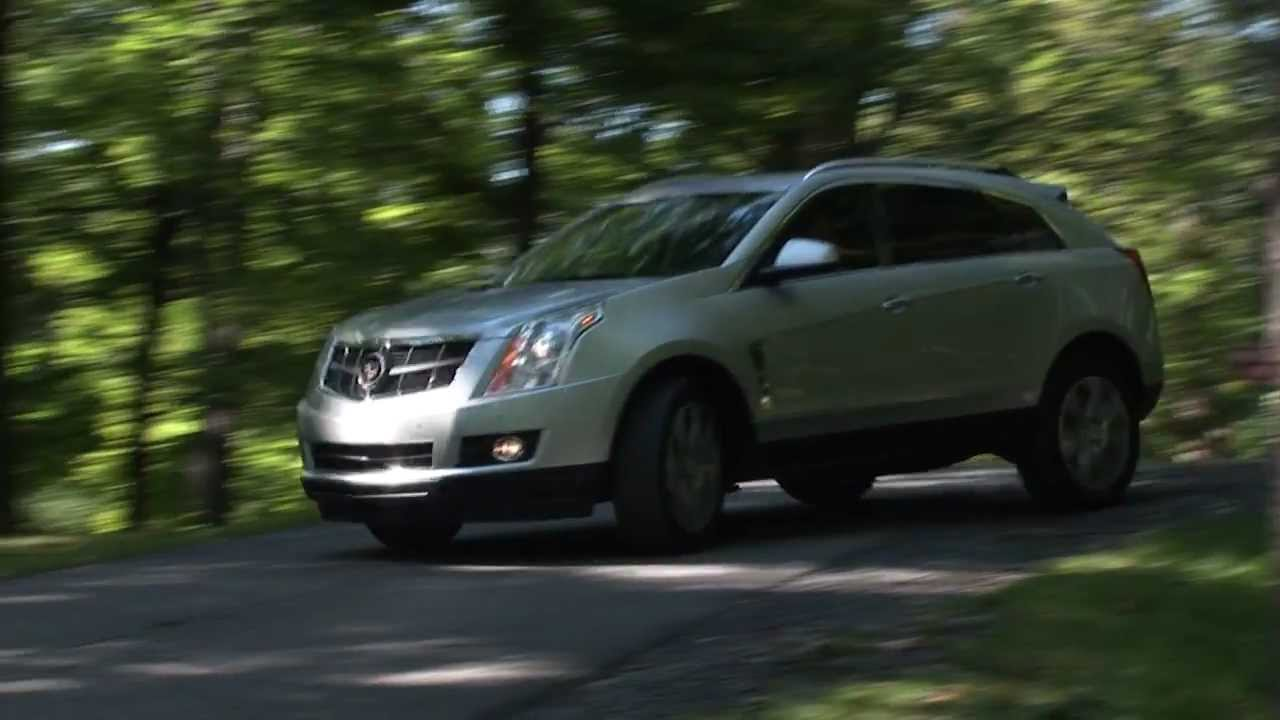 2012 cadillac srx drive time review