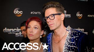 'DWTS': Sharna Burgess & Bobby Bones Are Stunned By Danelle's Early Elimination | Access