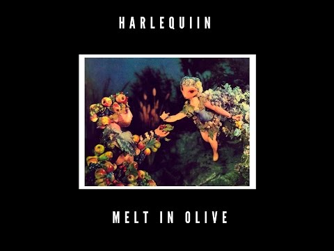 'Melt In Olive' -  Harlequiin