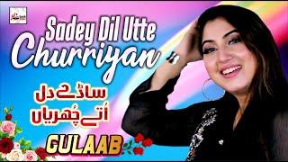 Sadey Dil Utte Churriyan | Gulaab | 2021 Latest Pakistani Punjabi Saraiki Song | Hi-Tech Music