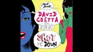 David Guetta Feat Skylar Grey - Shot Me Down (New song)