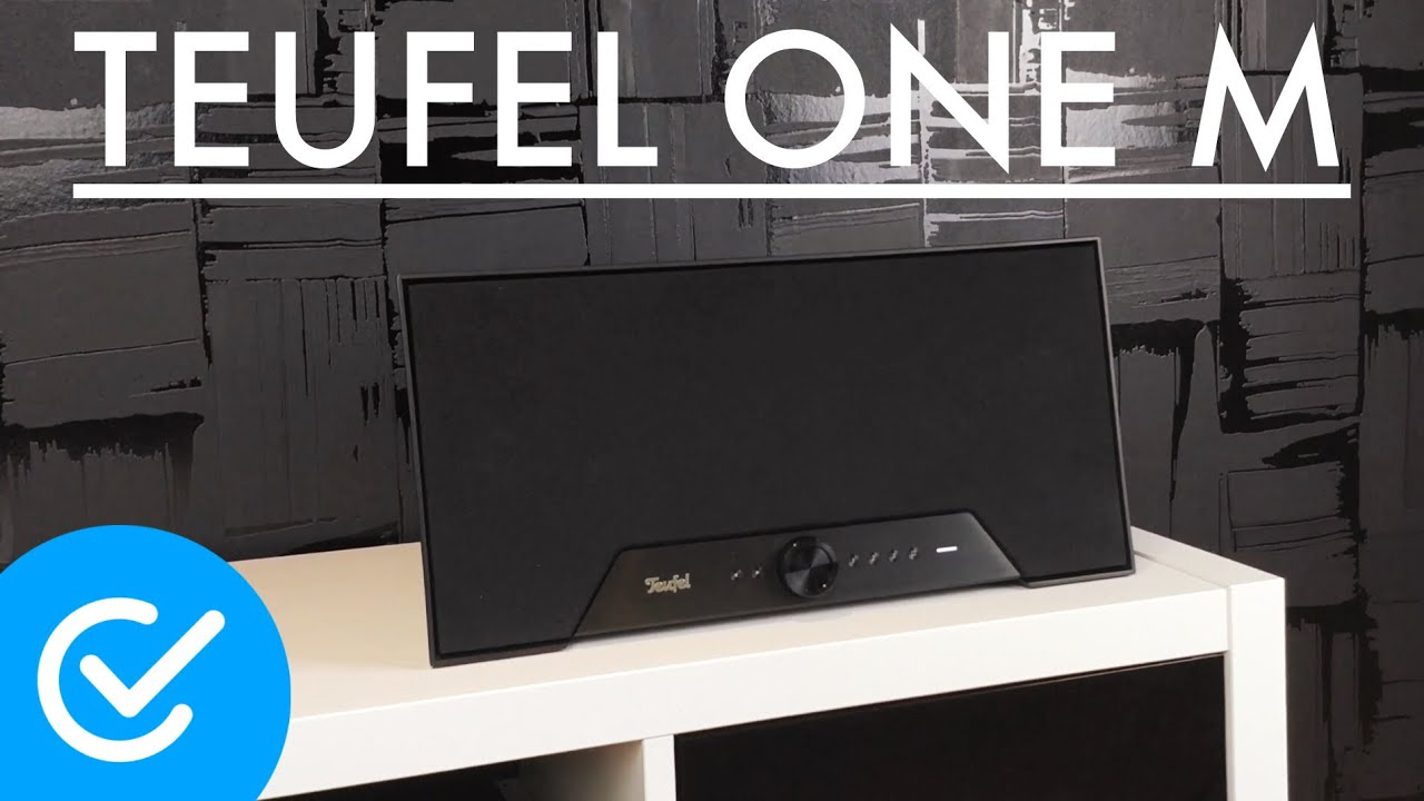 der party lautsprecher teufel one m test nach einem monat techcheck youtube. Black Bedroom Furniture Sets. Home Design Ideas
