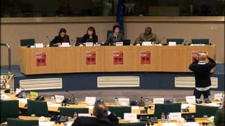 EuropeanParliament 2012 12 06 China, Human Rights Review