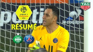 AS Saint-Etienne - Paris Saint-Germain ( 0-4 ) - Résumé - (ASSE - PARIS) / 2019-20