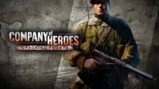Company of Heroes - Opposing Fronts/Tales of Valor : Menu theme