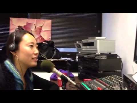 Jolin Yang presents AM/NA on Chinese Radio ICN in NYC