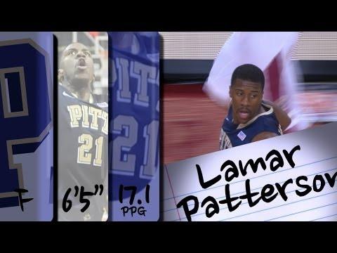 official-highlights-|-pitt-forward-lamar-patterson