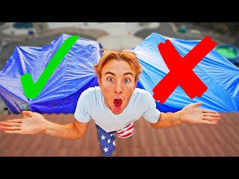 MYSTERY TRAMPOLINES *wrong choice =painful ending*