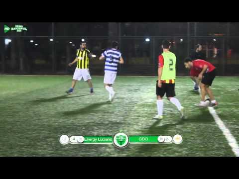 Energy Luciano - GDO iddaa Rakipbul İzmir Açılış Ligi