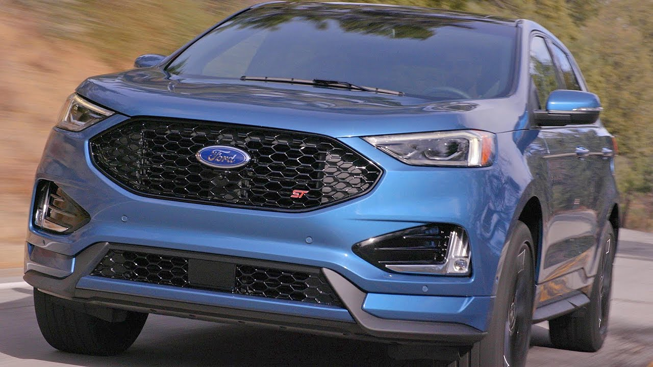 Ford Edge (2019) Ready to tackle Toyota RAV4 - YouTube
