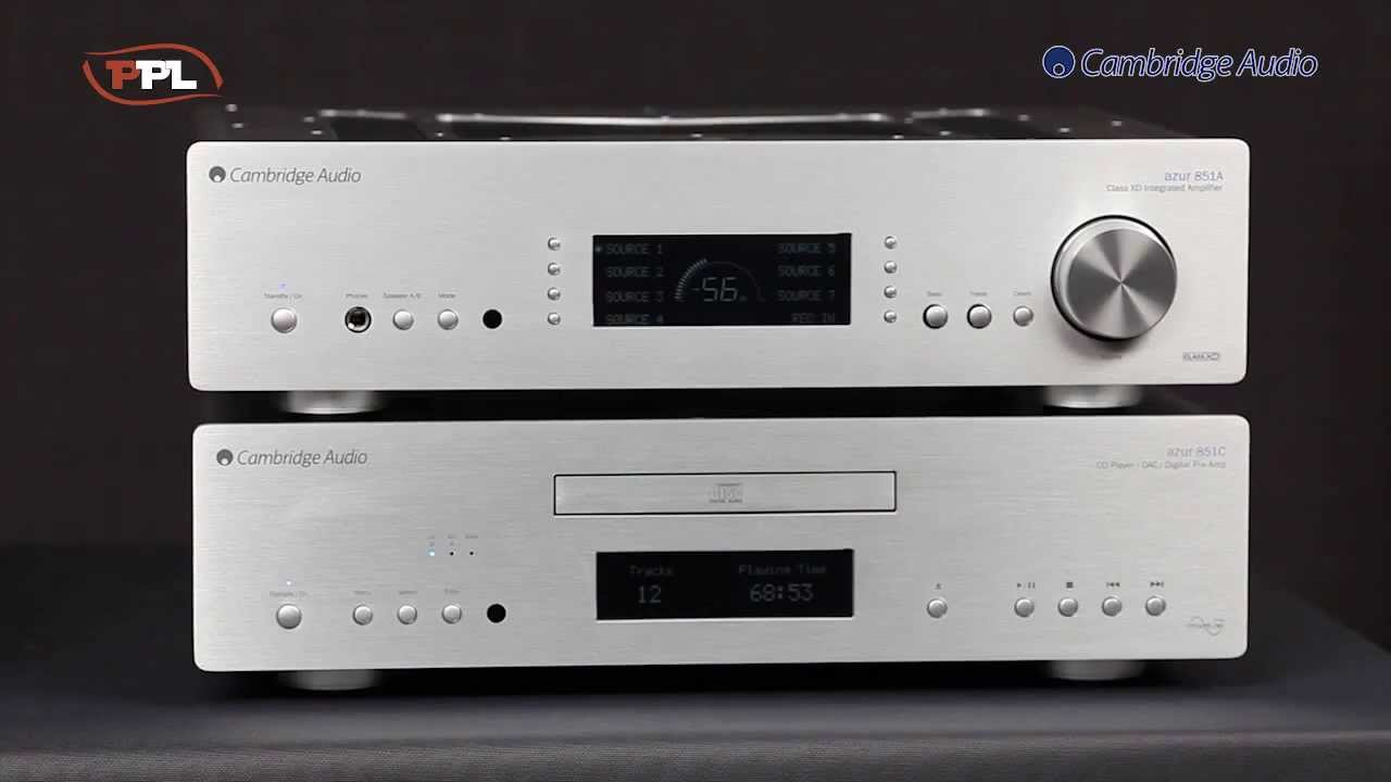 cambridge audio azur 851c manual