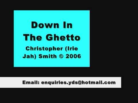 IJ CHRIS - Down In The Ghetto