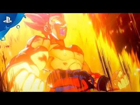 Dragon Ball Project Z - Announcement Trailer | PS4