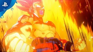 Dragon Ball Project Z - Announcement Trailer | PS4