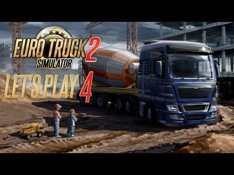 Euro Truck Simulator 2: За рулем по Европе [#4]