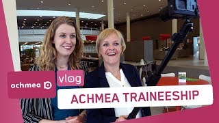Traineeship bij Achmea | Vlog Annemarie | Achmea