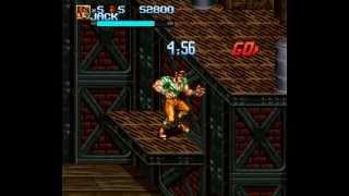 SNES Longplay [233] Iron Commando: Koutetsu no Senshi