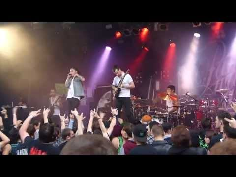 Chelsea Grin / HD Live Set / Exhaus Trier, Germany