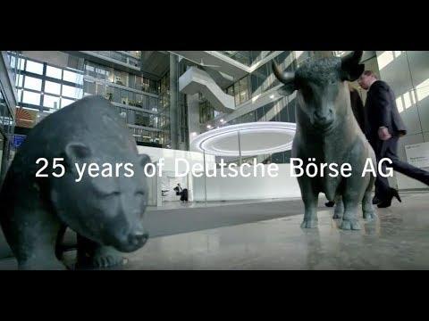 25 years of Deutsche Börse AG – opening-bell event