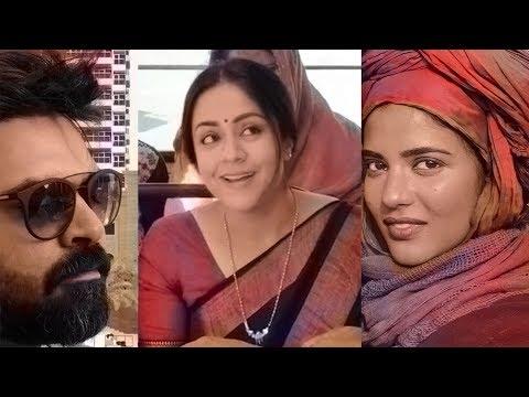 Simbu, Jyothika & Aishwarya Rajesh Hot...