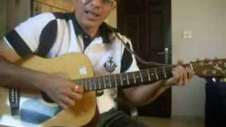Thulluvadho Ilamai (MSV) Spanish style stumming guitar chords lesson by Suresh