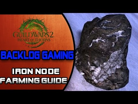 Guild Wars 2: Rich Iron Ore Farming Guide