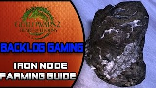 Guild Wars 2: Rich Iron Ore Farming Guide