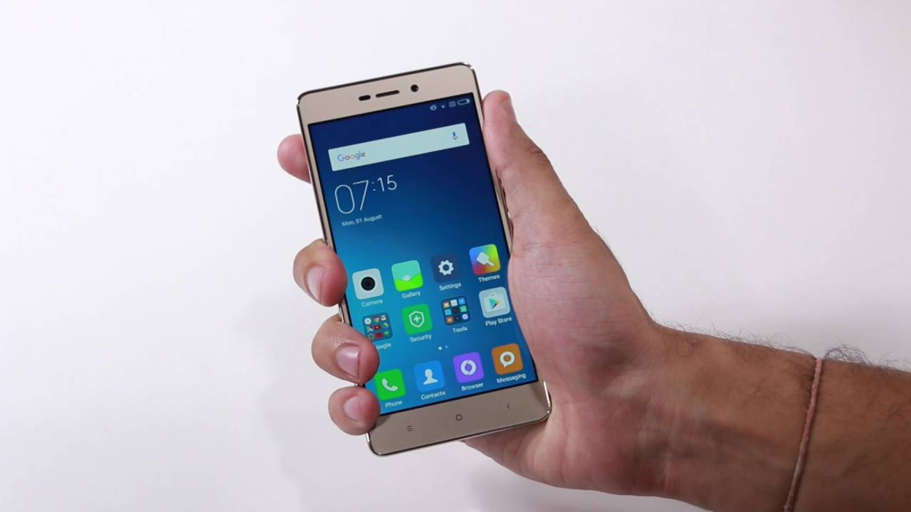 XIaomi Redmi 3S Prime Hands on, Camera, Features, India Launch/Price