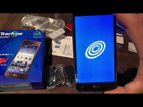 LG Rebel 3 Tracfone Review