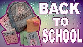 Как сделать тетрадки для кукол/ 6 способов/BACK TO SCHOOL/ DIY
