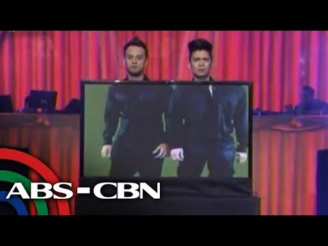 Video: Billy and Vhong World-class Performance on Showtime
