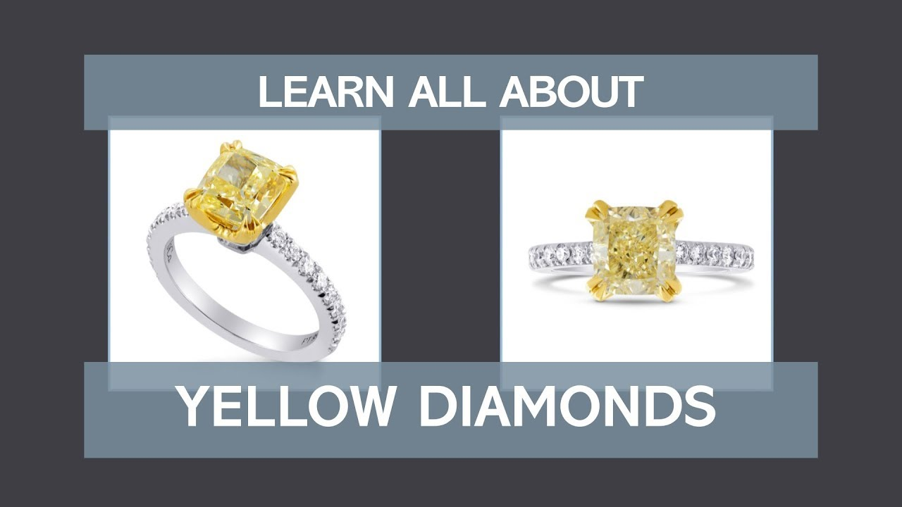 0cf51cf62 Fancy Yellow Diamonds: Pro Guide to Natural Diamond Color