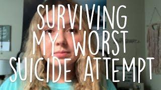 Surviving My Worst Suicide Attempt | ICU, Dialysis