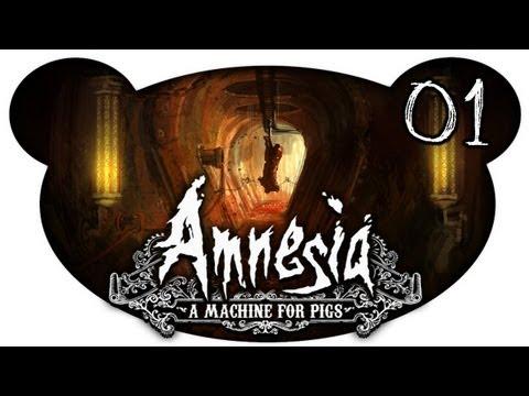 Let's Play Amnesia: A Machine for Pigs (German) #01 - Fiebertraum