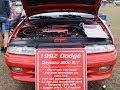 1992 Dodge Daytona IROC RT Red GarlitsOcala110616