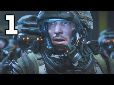 [Part 1] Call of Duty Advanced Warfare Walkthrough Gameplay (Advanced Warfare) (Let's Play)