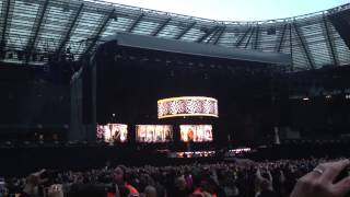 Rihanna - Twickenham Stadium - Phresh Off The Runway. (15/06/2013)