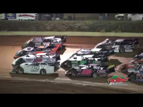 Tri-County Racetrack 2018 UCRA Season Finale & Demolition Derby
