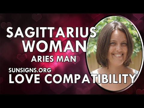 Sagittarius Woman Aries Man – An Energetic & Passionate Match