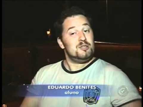 TV TEM (9-11-2010) - Hamilton Pereira volta a reiv...