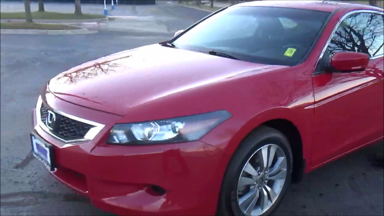 Used 2010 Honda Accord Coupe Ex For At Cars Of Bellevue An Omaha Dealer
