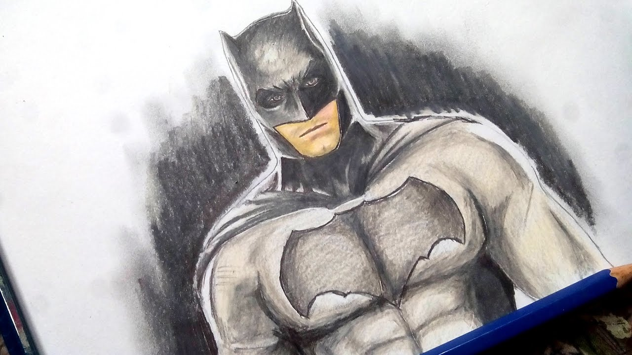 Justice League Sketch / Justice league/suicide squad #1 blank sketch cover.