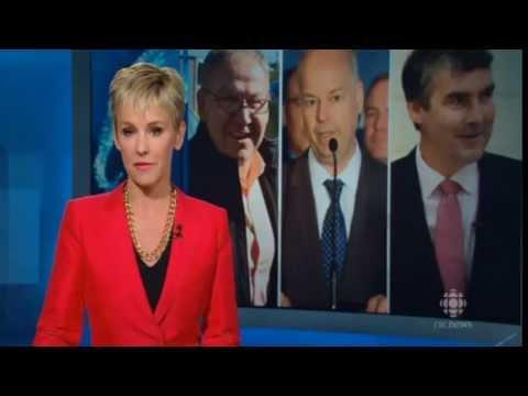 Competitive election in Nova Scotia's  Liberals edge ahead